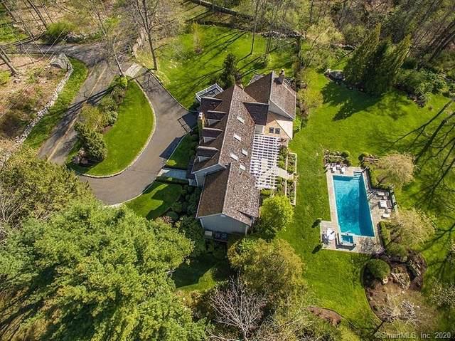322 Dans Highway, New Canaan, CT 06840 (MLS #170278016) :: Spectrum Real Estate Consultants
