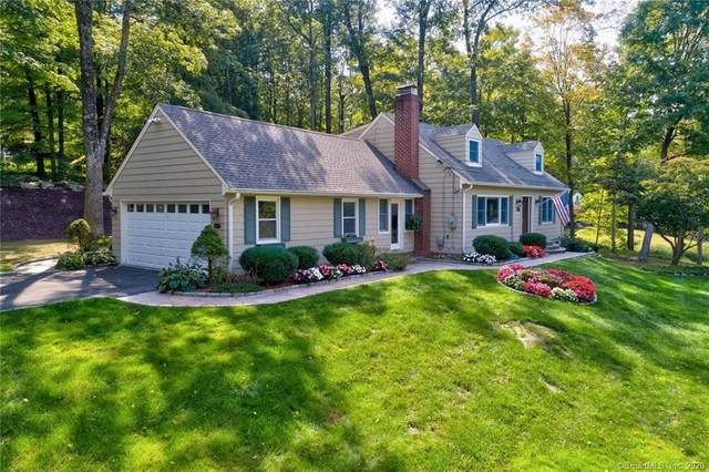 260 Old Stagecoach Road, Ridgefield, CT 06877 (MLS #170278093) :: Michael & Associates Premium Properties | MAPP TEAM
