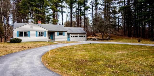 25 Ledgewood Road, Salisbury, CT 06039 (MLS #170278158) :: Spectrum Real Estate Consultants