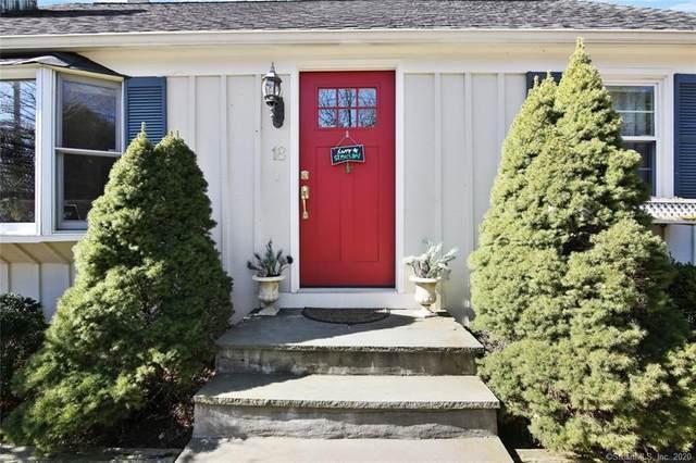 18 Rumpenmile Avenue, Westport, CT 06880 (MLS #170278398) :: Spectrum Real Estate Consultants