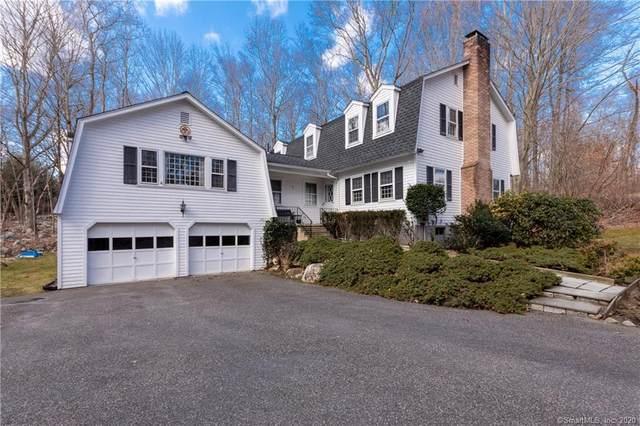 16 Lamppost Drive, Redding, CT 06896 (MLS #170278458) :: Kendall Group Real Estate | Keller Williams