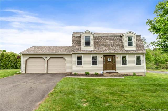 6 Tufts Drive, Manchester, CT 06042 (MLS #170278710) :: Carbutti & Co Realtors