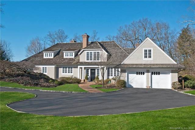 250 Old Church Road, Greenwich, CT 06830 (MLS #170278791) :: Spectrum Real Estate Consultants