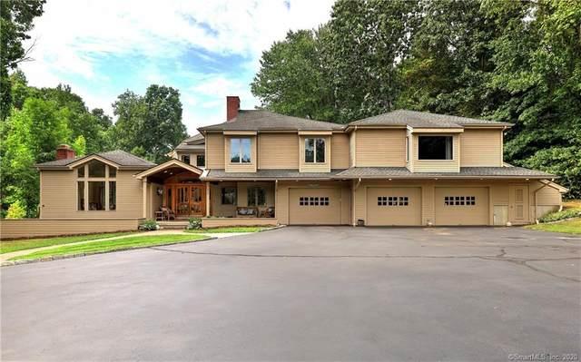 829 Glenbrook Road, Orange, CT 06477 (MLS #170278828) :: The Higgins Group - The CT Home Finder