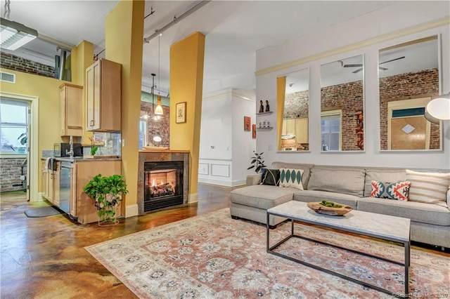 43 Chestnut Street #301, New Haven, CT 06511 (MLS #170279394) :: Michael & Associates Premium Properties | MAPP TEAM