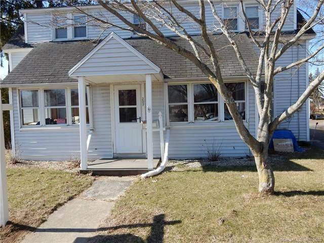 207 Main Street, East Hartford, CT 06118 (MLS #170279749) :: Team Feola & Lanzante | Keller Williams Trumbull