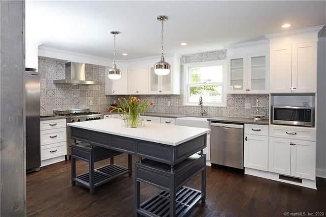 41 W Parish Road, Westport, CT 06880 (MLS #170279750) :: Spectrum Real Estate Consultants