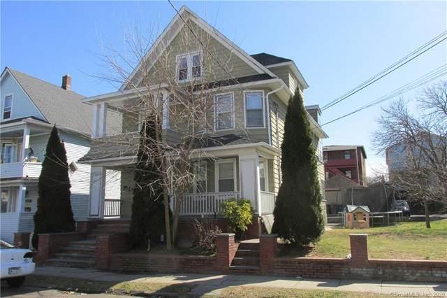 57 Taft Avenue, Bridgeport, CT 06606 (MLS #170279815) :: Spectrum Real Estate Consultants
