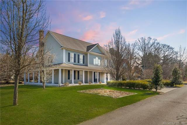 763 Long Hill Road, Guilford, CT 06437 (MLS #170279881) :: Spectrum Real Estate Consultants