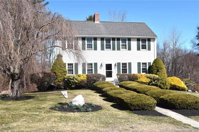 28 Fairfield Drive, Woodstock, CT 06281 (MLS #170279888) :: Anytime Realty