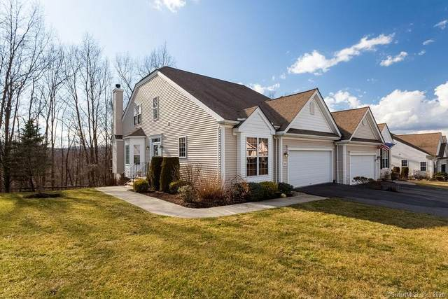37 Carlson Ridge Road #37, New Milford, CT 06776 (MLS #170279899) :: Kendall Group Real Estate | Keller Williams