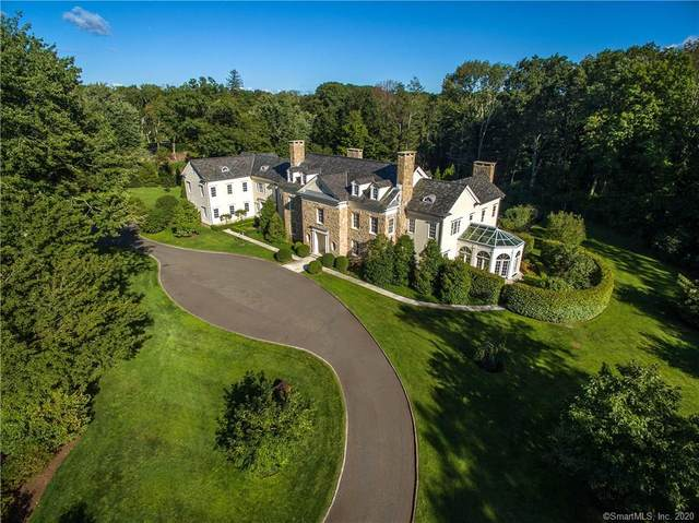 1 Father Peters Lane, New Canaan, CT 06840 (MLS #170279948) :: Spectrum Real Estate Consultants