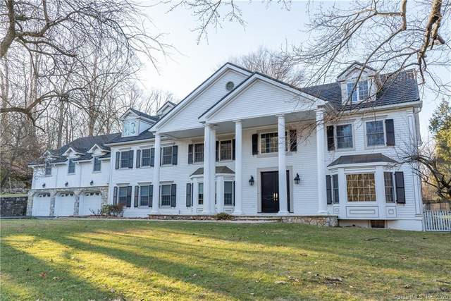 2 Holly Way, Greenwich, CT 06807 (MLS #170280008) :: Spectrum Real Estate Consultants