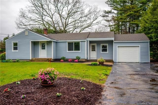 29 Pine Woods Lane, Mansfield, CT 06250 (MLS #170280060) :: Michael & Associates Premium Properties | MAPP TEAM
