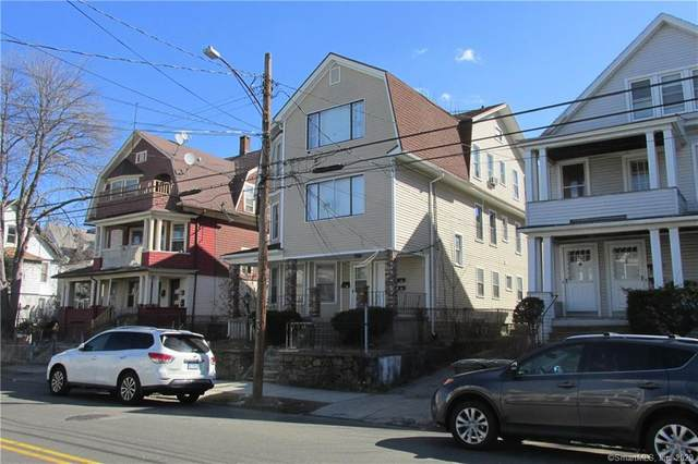 301 Beechwood Avenue, Bridgeport, CT 06604 (MLS #170280250) :: Spectrum Real Estate Consultants