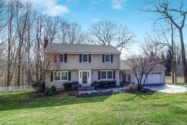 60 Kent Lane, Trumbull, CT 06611 (MLS #170280297) :: Kendall Group Real Estate | Keller Williams