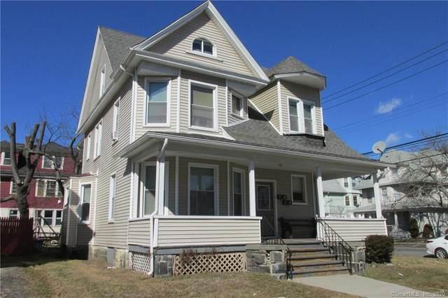 274 Beechwood Avenue, Bridgeport, CT 06604 (MLS #170280439) :: Spectrum Real Estate Consultants