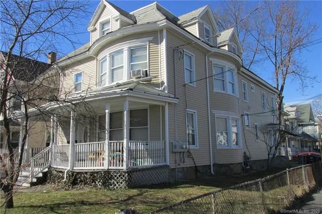 8 Elmwood Avenue, Bridgeport, CT 06605 (MLS #170280541) :: Spectrum Real Estate Consultants