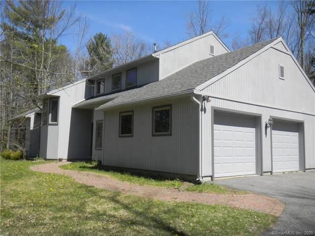55 Shelbourne Drive, Goshen, CT 06756 (MLS #170280582) :: Spectrum Real Estate Consultants