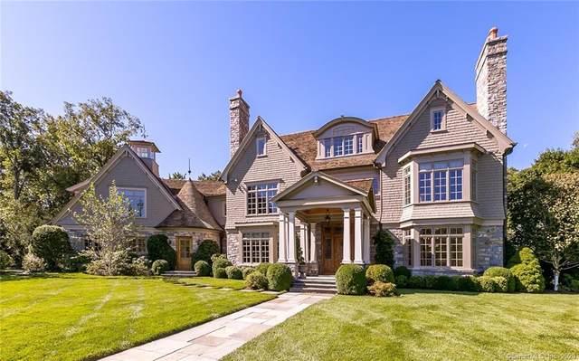 35 Charter Oak Lane, New Canaan, CT 06840 (MLS #170280689) :: Spectrum Real Estate Consultants