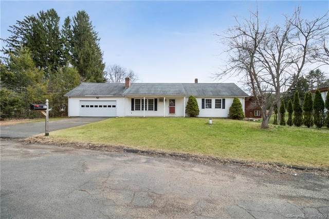 11 Elvira Drive, Middlefield, CT 06481 (MLS #170280847) :: Spectrum Real Estate Consultants