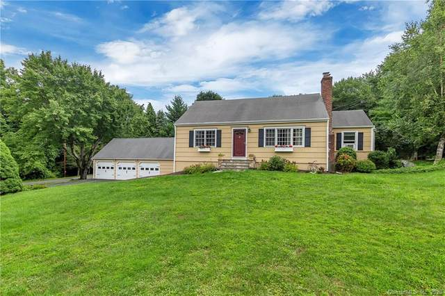 26 Finch Drive, Ridgefield, CT 06877 (MLS #170281009) :: The Higgins Group - The CT Home Finder