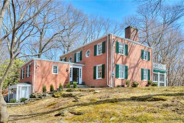 25 Dogwood Lane, Westport, CT 06880 (MLS #170281037) :: Spectrum Real Estate Consultants