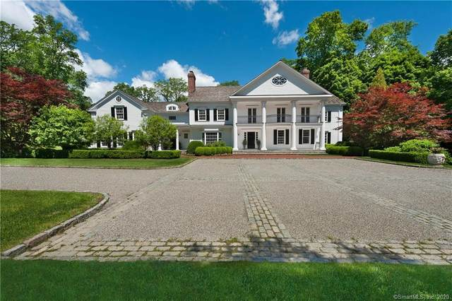 399 Wahackme Road, New Canaan, CT 06840 (MLS #170281100) :: Spectrum Real Estate Consultants
