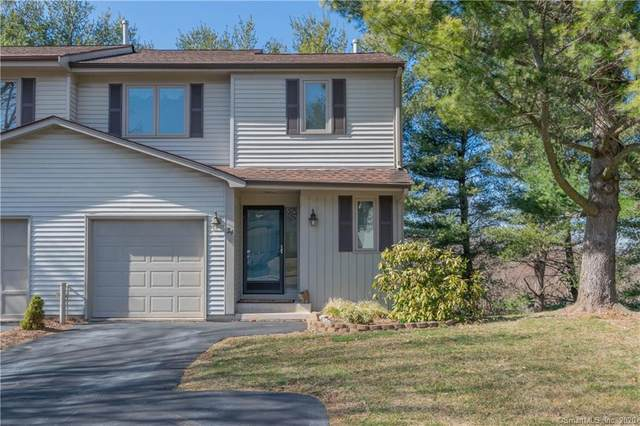 34 Cortland Way #34, Newington, CT 06111 (MLS #170281261) :: Hergenrother Realty Group Connecticut