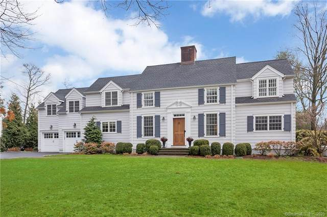 8 Wakeman Road, Darien, CT 06820 (MLS #170281409) :: Spectrum Real Estate Consultants