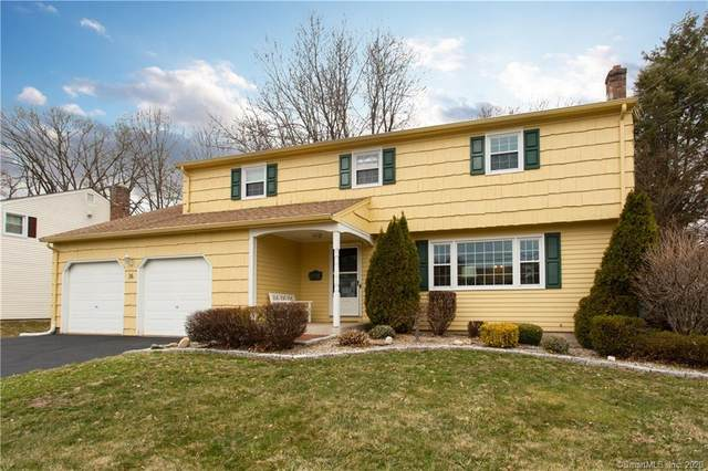 36 Jeffrey Lane, Newington, CT 06111 (MLS #170281411) :: Hergenrother Realty Group Connecticut