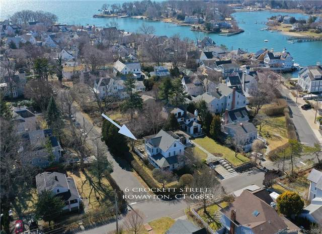 6 Crockett Street, Norwalk, CT 06853 (MLS #170281433) :: Spectrum Real Estate Consultants