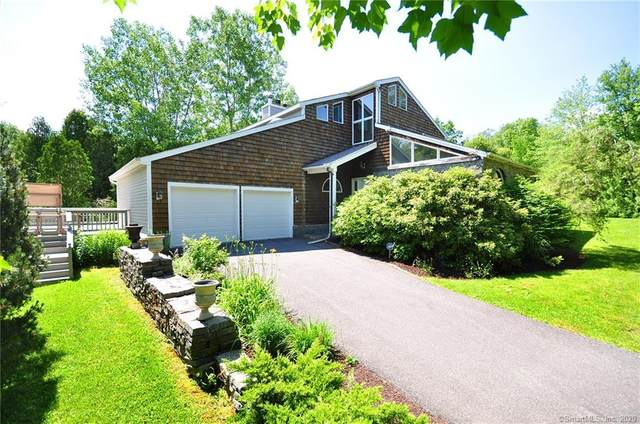 168 W Hyerdale Drive, Goshen, CT 06756 (MLS #170281434) :: Spectrum Real Estate Consultants