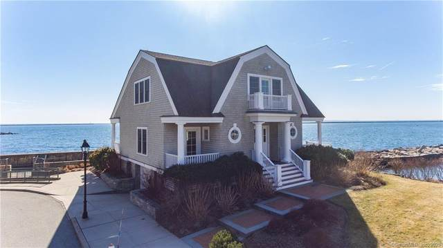 1 Stonington Commons #1, Stonington, CT 06378 (MLS #170281437) :: Tim Dent Real Estate Group