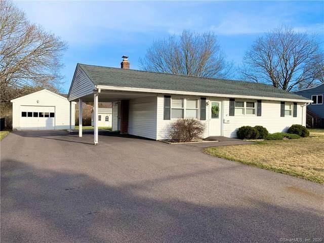 299 Ring Drive, Groton, CT 06340 (MLS #170281634) :: Michael & Associates Premium Properties | MAPP TEAM