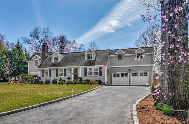 28 Briar Brae Road, Darien, CT 06820 (MLS #170281661) :: Spectrum Real Estate Consultants
