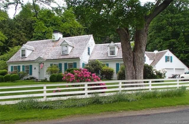 1 Obtuse Road, Newtown, CT 06470 (MLS #170281789) :: Michael & Associates Premium Properties   MAPP TEAM