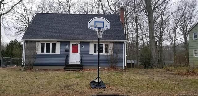 131 Echo Drive, Windham, CT 06226 (MLS #170281892) :: Spectrum Real Estate Consultants