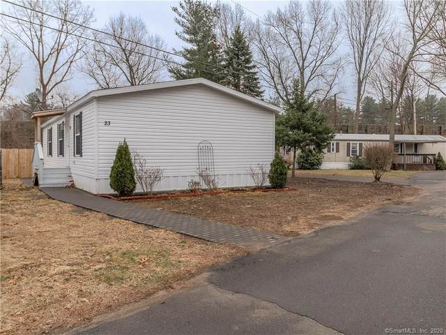 217 Dunham Street #23, Southington, CT 06489 (MLS #170282039) :: Michael & Associates Premium Properties | MAPP TEAM