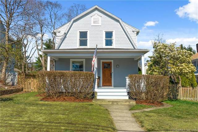 147 Richmond Hill Road, New Canaan, CT 06840 (MLS #170282093) :: Spectrum Real Estate Consultants