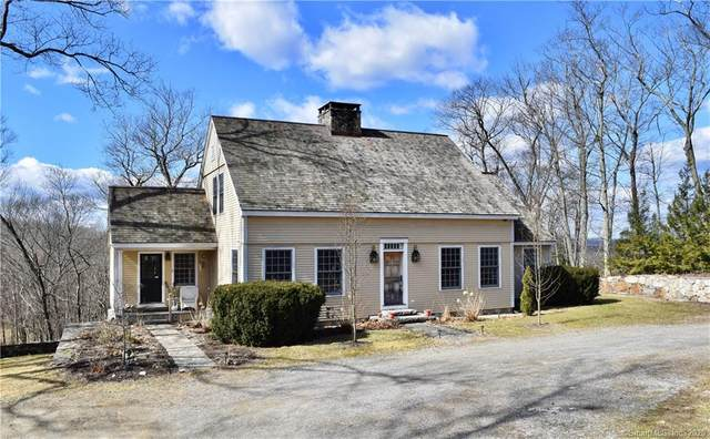 137 Flag Swamp Road, Roxbury, CT 06783 (MLS #170282135) :: Michael & Associates Premium Properties | MAPP TEAM