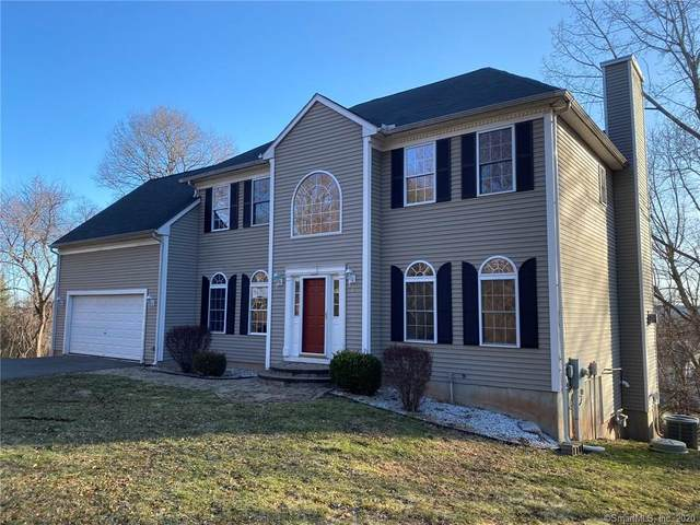 36 Brookview Lane, Middletown, CT 06457 (MLS #170282226) :: Spectrum Real Estate Consultants