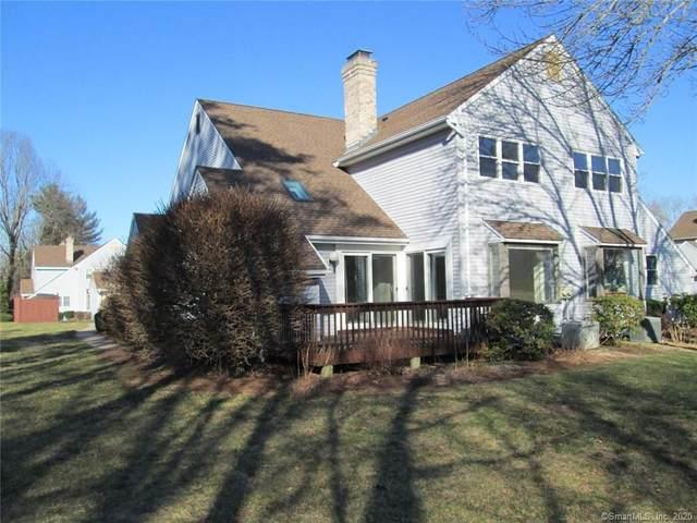 24 Folkstone Road D, East Windsor, CT 06016 (MLS #170282267) :: NRG Real Estate Services, Inc.