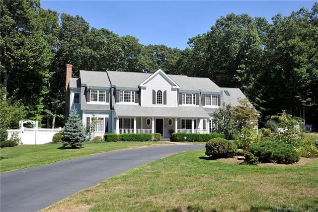 6 Adirondack Lane, Guilford, CT 06437 (MLS #170282300) :: Spectrum Real Estate Consultants