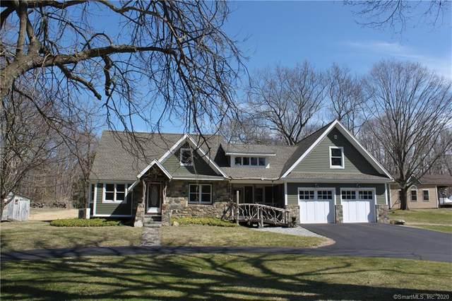 151 Bushy Hill Road, Deep River, CT 06417 (MLS #170282406) :: Spectrum Real Estate Consultants