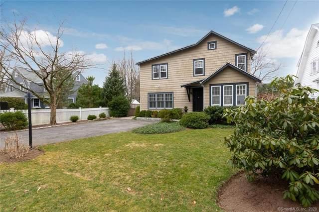 4 Pine Street, Darien, CT 06820 (MLS #170282413) :: The Higgins Group - The CT Home Finder