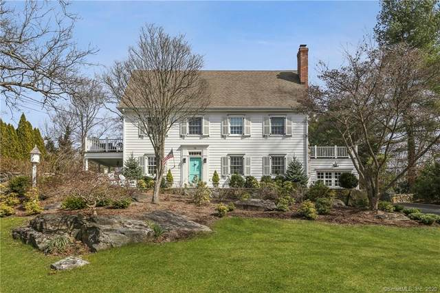 12 Mclaren Road S, Darien, CT 06820 (MLS #170282448) :: Spectrum Real Estate Consultants