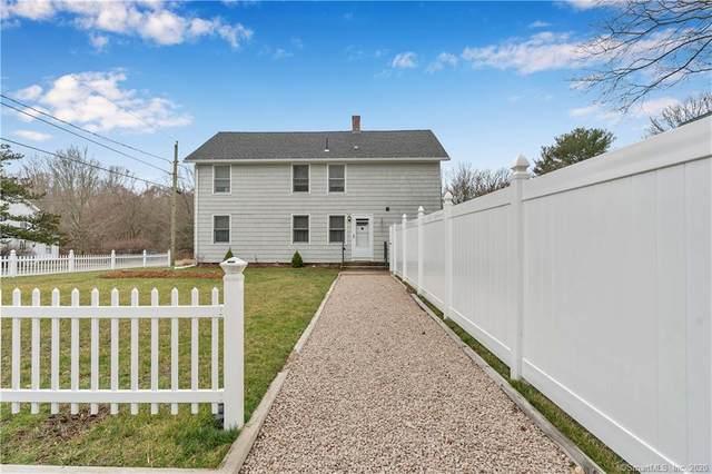 123 Clarks Falls Road, North Stonington, CT 06359 (MLS #170282643) :: Spectrum Real Estate Consultants