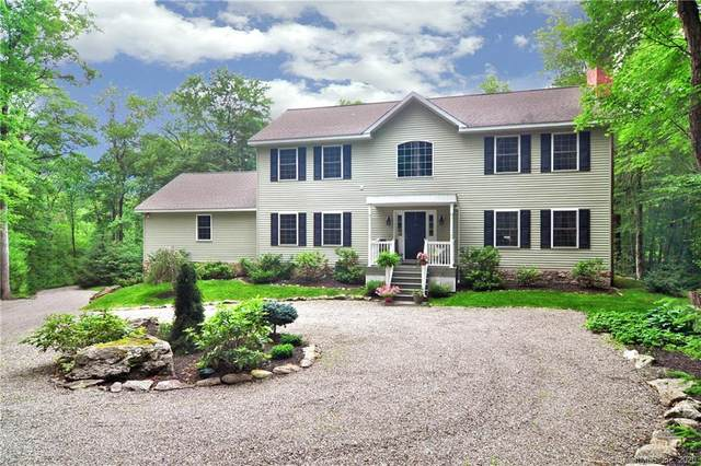 168 Kent Road, Warren, CT 06754 (MLS #170282680) :: Spectrum Real Estate Consultants
