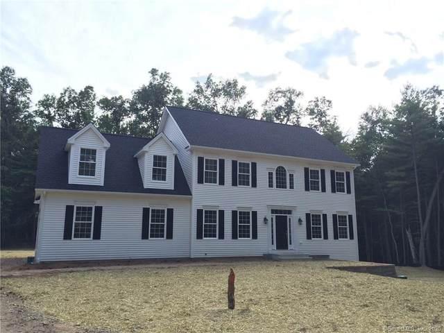 1 Chestnut Wood Road, Redding, CT 06896 (MLS #170282780) :: Kendall Group Real Estate | Keller Williams